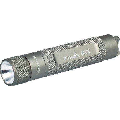 Fenix Flashlights E01, Olive