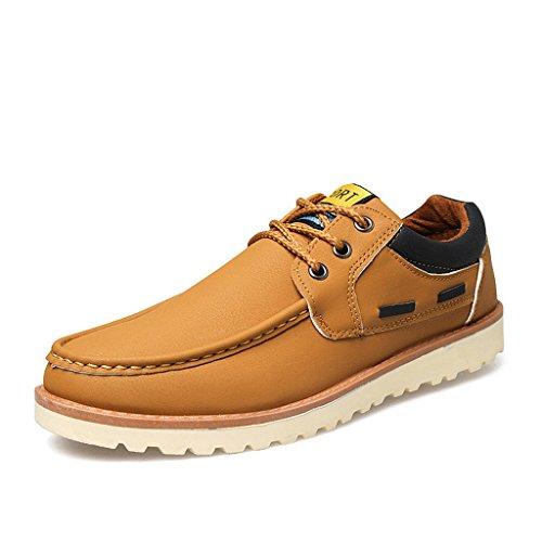 2017 Hommes Outillage Bottes Bas-Top Chaussures De Marche Casual Business Chaussures Quotidien Chaussures De Marche 39-44