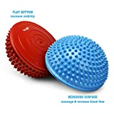 Yes4All Balance Pods Hedgehog with Hand Pump