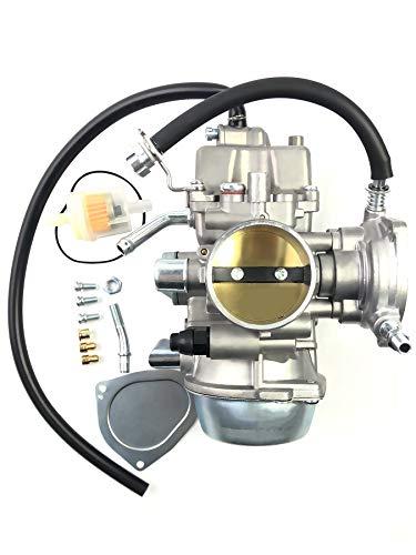 (Beasteel Carburetor Carb for Yamaha Grizzly 660 YFM660 2002 2003 2004 2005 2006 2007 2008 )