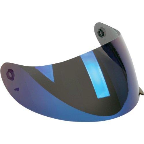 AGV K3 / K4 Motorcycle Helmet Iridium Blue Shield