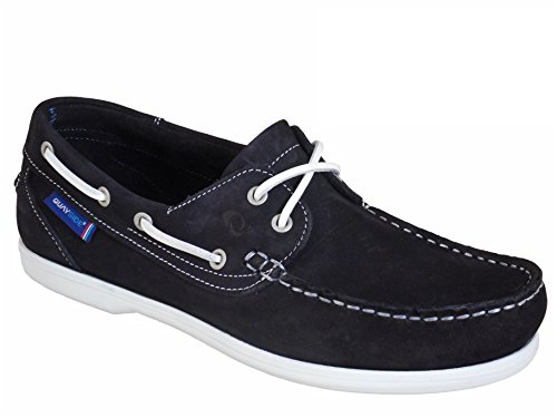Shoes Nubuck Ladies Bermuda Quality Quayside Navy Deck xwUIOPqUf
