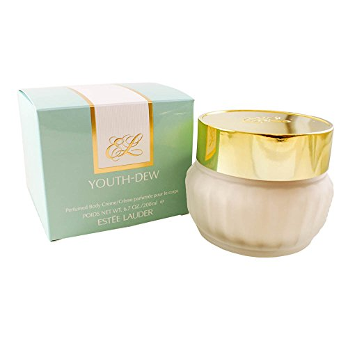 Estee Lauder Youth Dew Perfumed Body Creme for Women, 6.7 Ounce