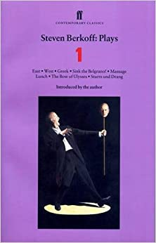 Book Steven Berkoff: Plays One (Vol 1)