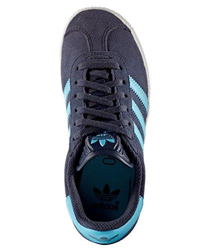 Trainers 2 Gazelle adidas Kids' Midnight Unisex IaxBZqwg