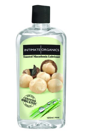 Intimate Organics noix de macadamia Lubrifiant - 120 ml