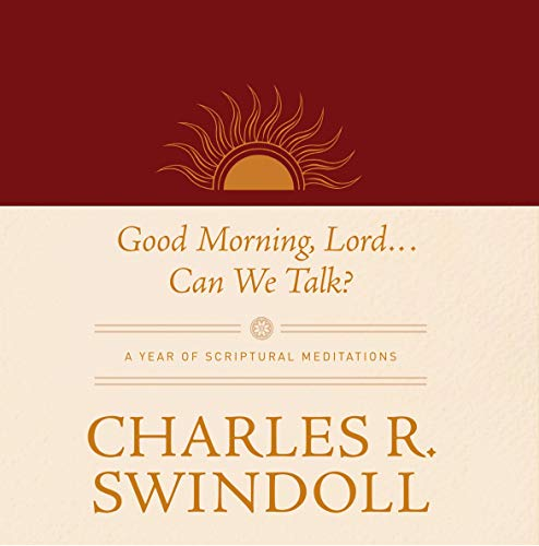 Pdf Bibles Good Morning, Lord.Can We Talk?: A Year of Scriptural Meditations