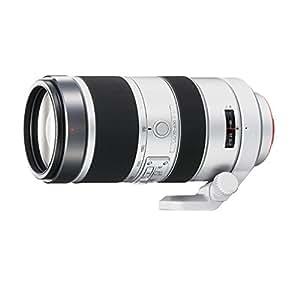 Sony 70-400 mm f:4-22 - Objetivo para Sony/Minolta (Zoom óptico 5.7x,) plata