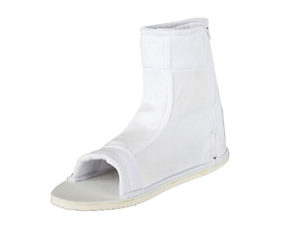 ICEMPs Cosplay Costume Accessory Female White Ninja Shoes Sandals For Chunin V1 Souler