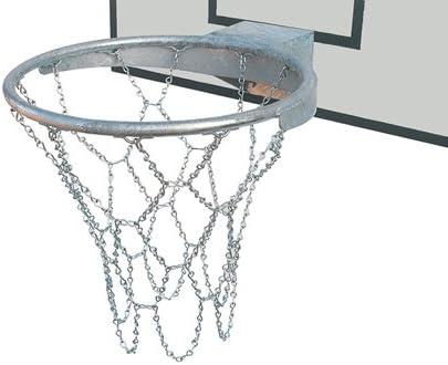 Generico Canestro basket regolamentare in acciaio zincato a caldo modello ultraresistente per esterno