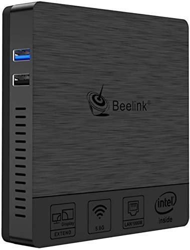 XstreamTec Bee-link BT3 Pro Mini PC Intel Atom x5-Z8350 Windows 10 Desktop Computer with Intel HD Graphics 4GB DDR3 RAM…