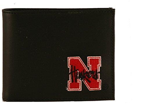 Sandol Nebraska Cornhuskers Men's Bi-fold Wallet