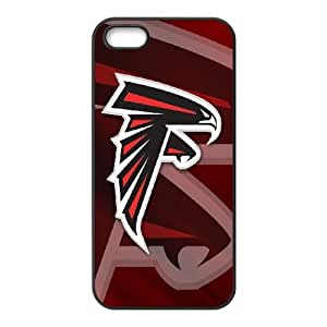 Falcons Atlanta Football logo For Apple Iphone 5 5S Cases AMK792618