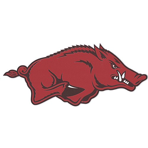 Arkansas High Performance Decal - Hog Running Righ