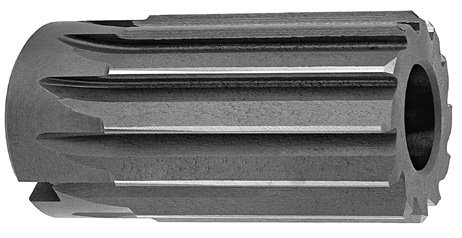 Drill America DWRRS7/8 HSS Straight Flute Shell Reamer, 7/8'' by Drill America