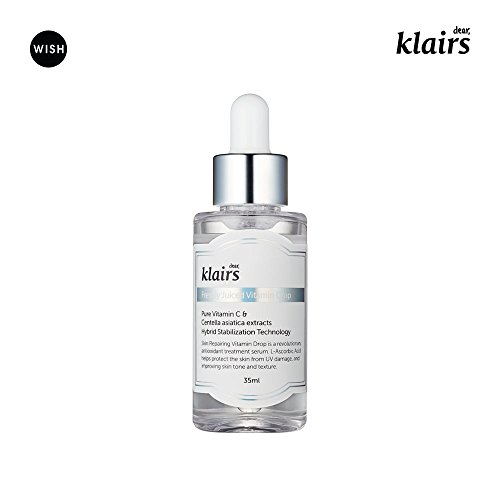 [KLAIRS] Freshly Juiced Vitamin Drop, 5% pure vitamin C, vitamin C serum, 35ml, 1.18oz