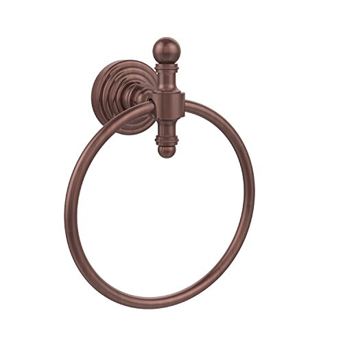Allied Brass RW-16-CA 6-Inch Towel Ring, Antique Copper by Allied Brass