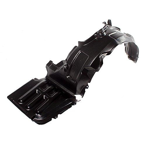 CARPARTSDEPOT 06-12 Mits Eclipse Front Fender Liner MI1250107 Left Splash Shield Driver Side