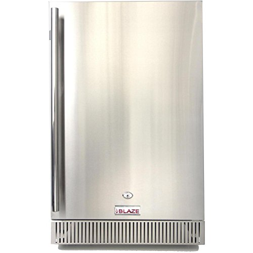 Blaze 4.1 Cu. Ft. Outdoor Stainless Steel Compact Refrige...