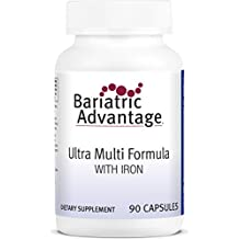 Bariatric Advantage - Ultra Multi Formula with Iron, 90 Count