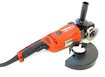 Hilti 00356235 DAG 700-P 7-Inch Angle Grinder Kit