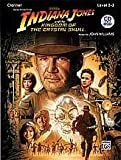 Indiana Jones and the Kingdom of the Crystal Skull Instrumental Solos - Clarinet