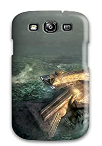 Tpu Case For Galaxy S3 With Command And Conquer 3 Tiberium Wars