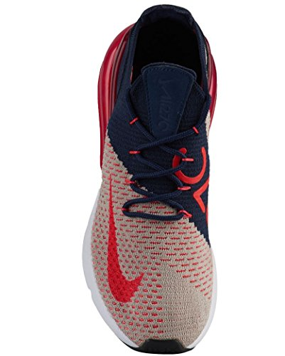 Gymnastique Red de Femme 270 Navy College NIKE Particle Flyknit Orbit Chaussures Moon Max Multicolore Air 200 PWqYF