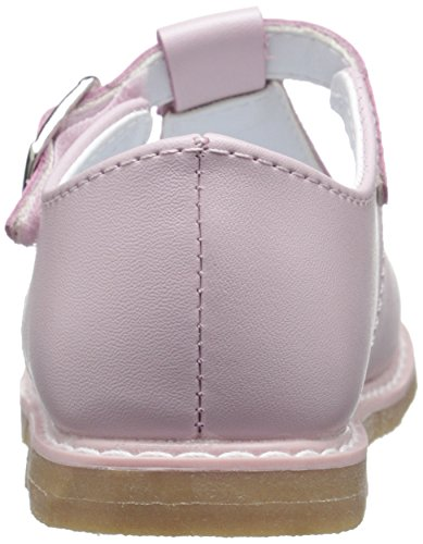 Pictures of Natural Steps Freesia Shoe (Infant/Toddler/Little Kid), Pink Perfs, 3 M US Infant 8