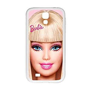 Warm-Dog Lovely Barbie doll Cell Phone Case for Samsung Galaxy S4
