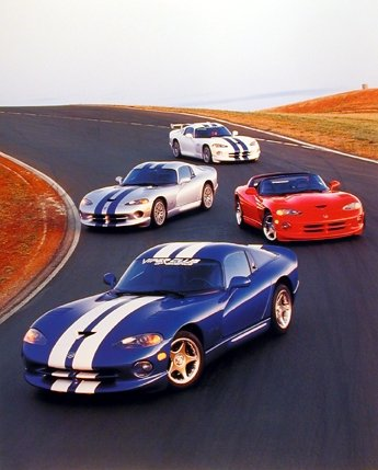 Dodge Vipers on Track Racing Classic Sports Car Wall Decor Art Print Poster (16x20) & Amazon.com: Dodge Vipers on Track Racing Classic Sports Car Wall ...