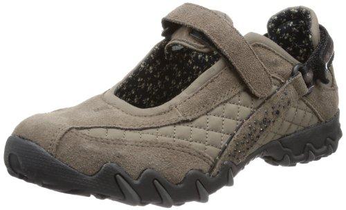 Allrounder by Mephisto NIRO DIAM P2002998 Damen Sneaker Grau (FOG/FOG C.SUEDE 34/WELA MESH 34)