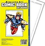 Regular Comic Book Art Board
