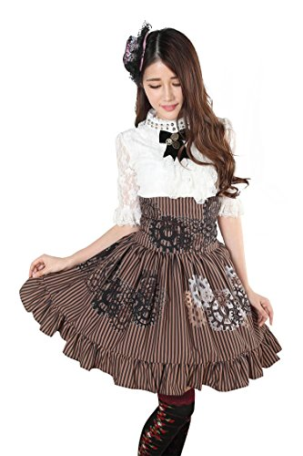 kawaii dress plus size - 3