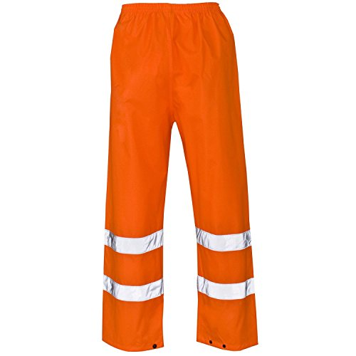Visibility Pants Reflective Waterproof Trousers