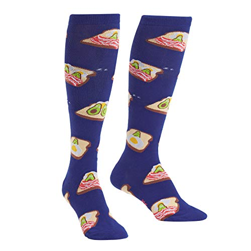 Sock It To Me, Knee High Funky: Breakfast in Bed