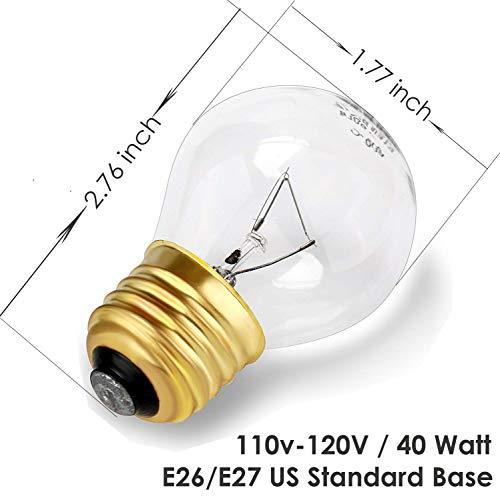 Buy dacor oven light bulb