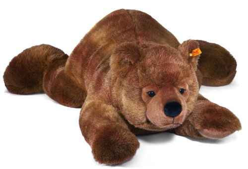 Steiff Studio (Steiff Studio Urs Brown Bear, Brown,)