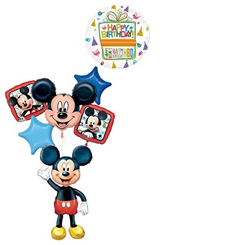 The Ultimate Mickey Mouse Airwalker Birthday Party Supplies
