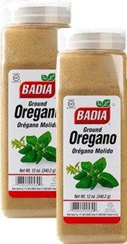 Badia Oregano Ground 12 oz Pack of 2
