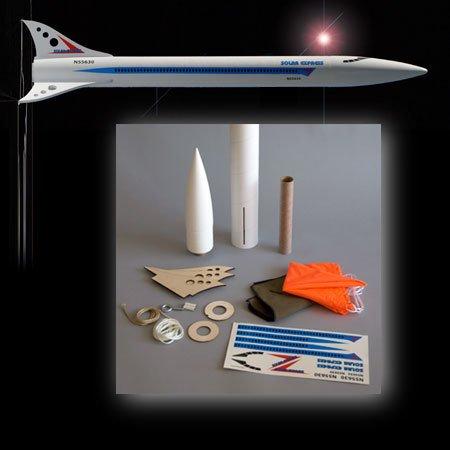 Madcow Rocketry 2.6'' Solar Express Rocket Kit