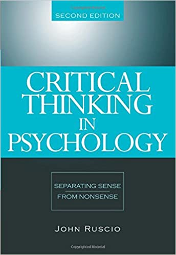Thought and Knowledge  An Introduction to Critical Thinking  Diane     Critical thinking takes humility  We have to be willing to honestly  consider the possibility that others have valid points  and ultimately be  willing to