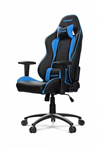 416osah1XYL - Merax High Back Racing Style Gaming Chair Adjustable Swivel Office Chair with Footrest