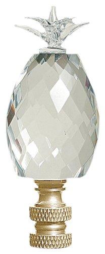 American Pride Lampshade Co. FN36-M31B, Decorative Finial, Pineapple