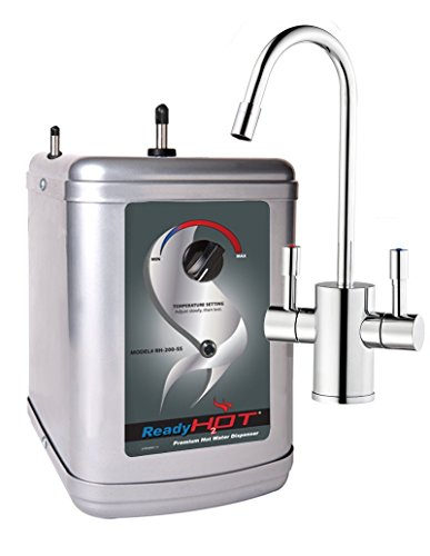 Ready Hot Instant Hot Water Dispenser with Chrome Faucet
