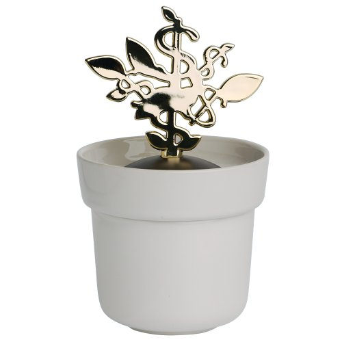 (MollaSpace Money Tree Coin Bank, Gold)