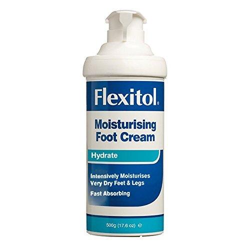 Flexitol Foot Cream Moisturising - For Very Dry Feet - 500gm