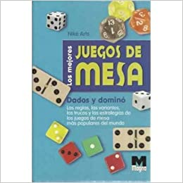 Los Mejores Juegos De Mesa. Dados Y Dominó: Amazon.es: Libros