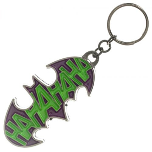 Batman The Joker HAHAHAHA Keychain -