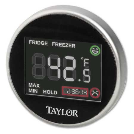 Digital Food Service Thermometer, LCD